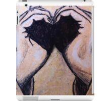 Grasp of a Heart iPad Case/Skin