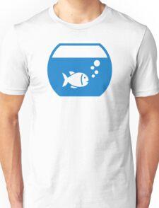 Blue Aquarium Unisex T-Shirt