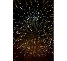Fireworks DC  Photographic Print