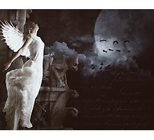 Calling All Angels... Photographic Print