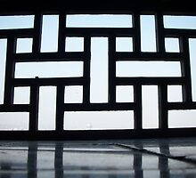 Chinese Lattice by COLINxT