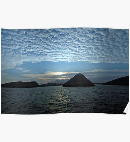 Galapagos  Cumulus  Poster