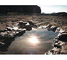Fiji Rockpool Photographic Print