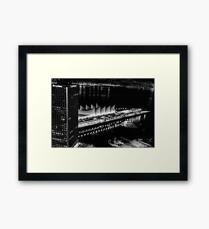 Setting Sail Framed Print