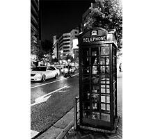Tokyo tardis - Tokyo, Japan Photographic Print