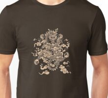 Lucky Dragon 2 Unisex T-Shirt