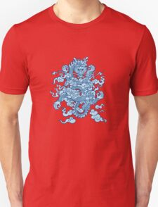 Lucky Dragon 3 Unisex T-Shirt