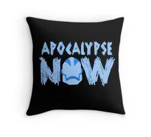 Age of Apocalypse Now Throw Pillow