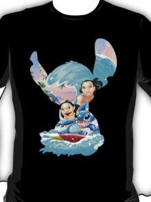 Stitch And His Ohana T-Shirt