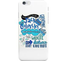 Jack Gilinsky iPhone Case/Skin