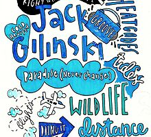 Jack Gilinsky by wowords-ig