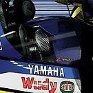 James Toseland - Tech3 Yamaha (b) by quigonjim