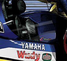 James Toseland - Tech3 Yamaha (b) by quigonjim