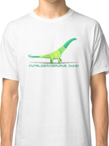 Pixel Futalognkosaurus Classic T-Shirt