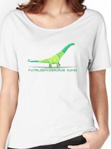 Pixel Futalognkosaurus Women's Relaxed Fit T-Shirt