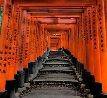 Fushimi Inari Torii by YodMemHal