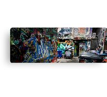 Off Hosier Canvas Print