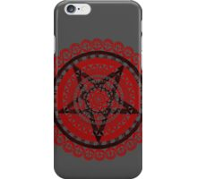 Satan's Lace iPhone Case/Skin