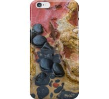 Colours of the Rocks. iPhone Case/Skin