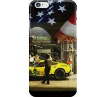 Corvette Racing C7R - American Flag iPhone Case/Skin