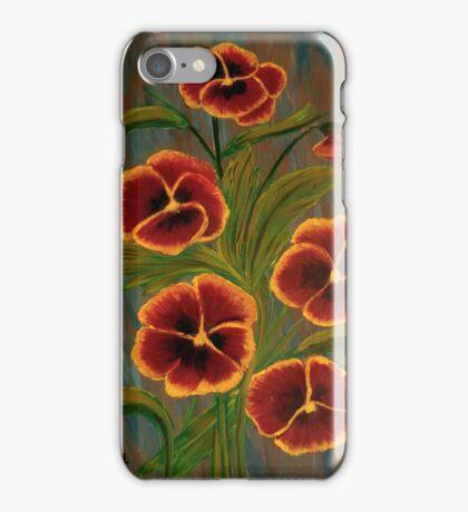 Pensies-2 iPhone Case/Skin