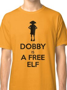 Dobby Is A Free Elf Classic T-Shirt