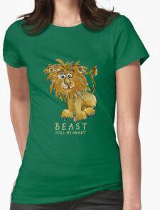 Beast Still My Heart Cartoon Lion Darks T-Shirt