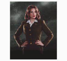 Agent Carter Marvel by djcc