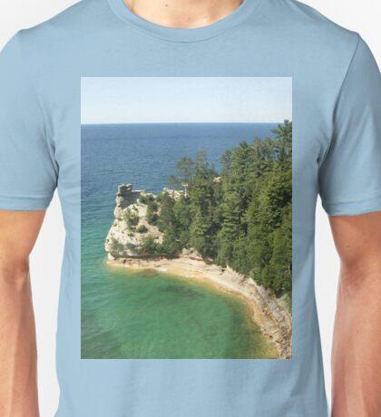 Pictured Castle Unisex T-Shirt