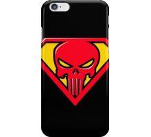Super Punisher Logo iPhone Case/Skin
