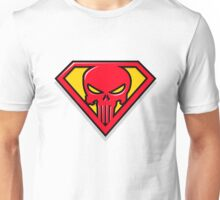 Super Punisher Logo Unisex T-Shirt