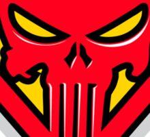 Super Punisher Logo Sticker