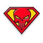 Super Punisher Logo by jarodface