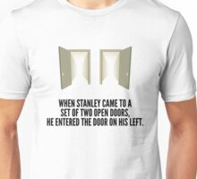 The Stanley Parable Doors Unisex T-Shirt