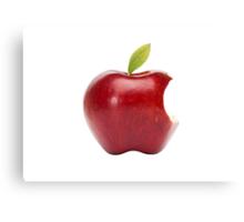 Apple Logo Canvas Print