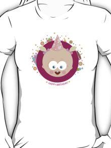 Happy birthday baby girl! t-shirt T-Shirt