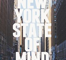 New York State of Mind by lasertrap