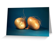 onins in love part two Greeting Card