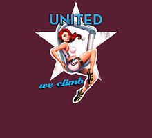 United We Climb Unisex T-Shirt