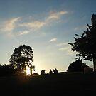 beautiful day, beautiful evening by asel
