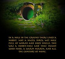 The Hobbit by NuttyTwitchy22