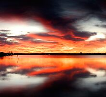 Perth Rowing Club Edit 2 by Kirk  Hille