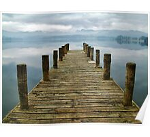 Windermere Jetty Poster