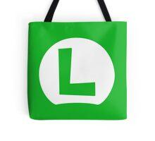 Luigi L Tote Bag