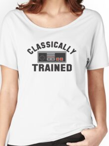 Classically Trained Women's Relaxed Fit T-Shirt