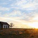Pastel Sunrise. by Chris Coetzee
