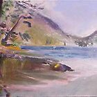 Eagle Lake by clarecahalan
