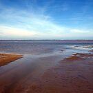 Southport Beach by JenniferLouise