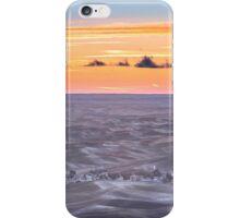 Palouse Sunset - West iPhone Case/Skin