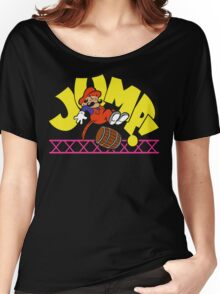 JumpMan! Women's Relaxed Fit T-Shirt